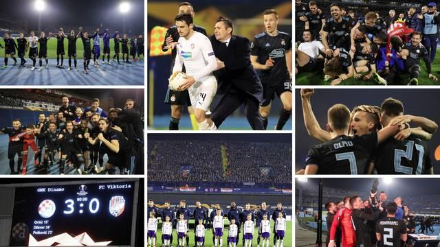 Foto album maksimirske noći: To su slike Dinamove povijesti
