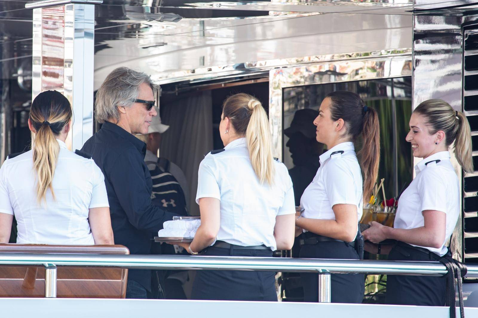 Jon Bon Jovi s obitelji stigao na odmor u Hrvatsku