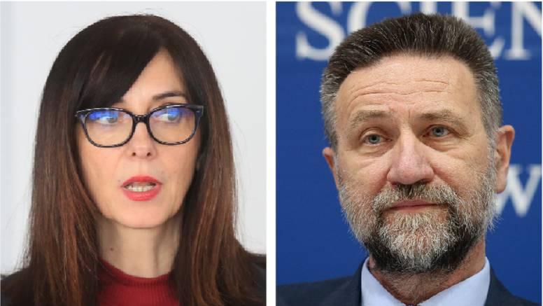 Barišić ministrici: 'Mailom smo potvrdili da smo sada fakultet'