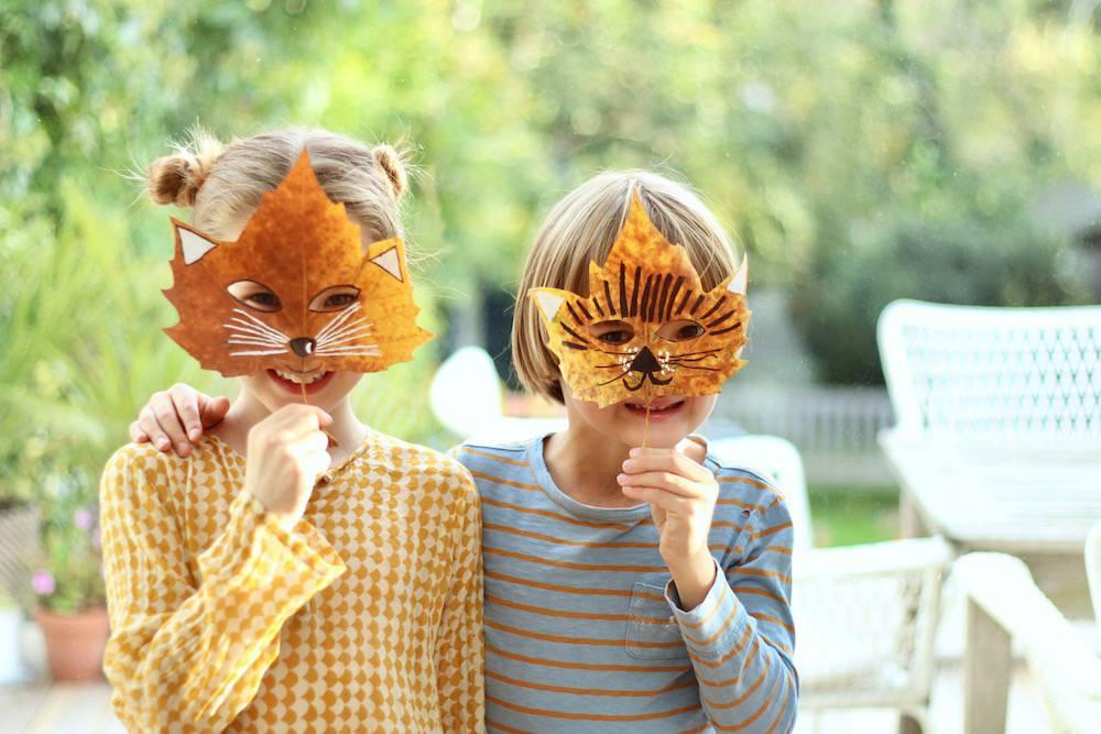 Super ideje za jesensku zabavu - ježići, duhovi u čaši, maskice