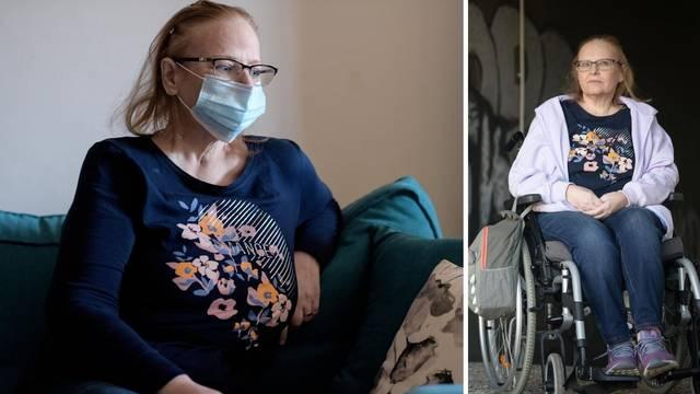 Zagrepčanka Tajana  o liječenju u Dubravi: Bore se, fali lijekova, a i pelene sam nabavljala sama