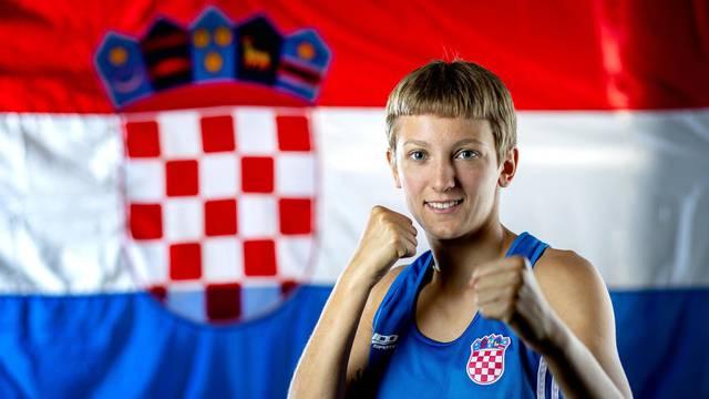 Nikolina Čačić - prva hrvatska boksačka olimpijka u povijesti