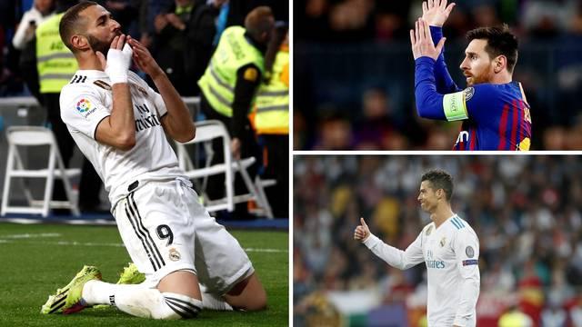 Ovo nemaju Messi ni Ronaldo: Benzema postavio novi rekord