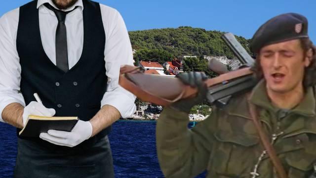 Srbin o konobarenju u Hrvatskoj 'Puštali su mi Thompsona, meso je bilo i za doručak, plaća 1400€