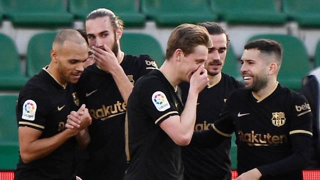 La Liga Santander - Elche v FC Barcelona