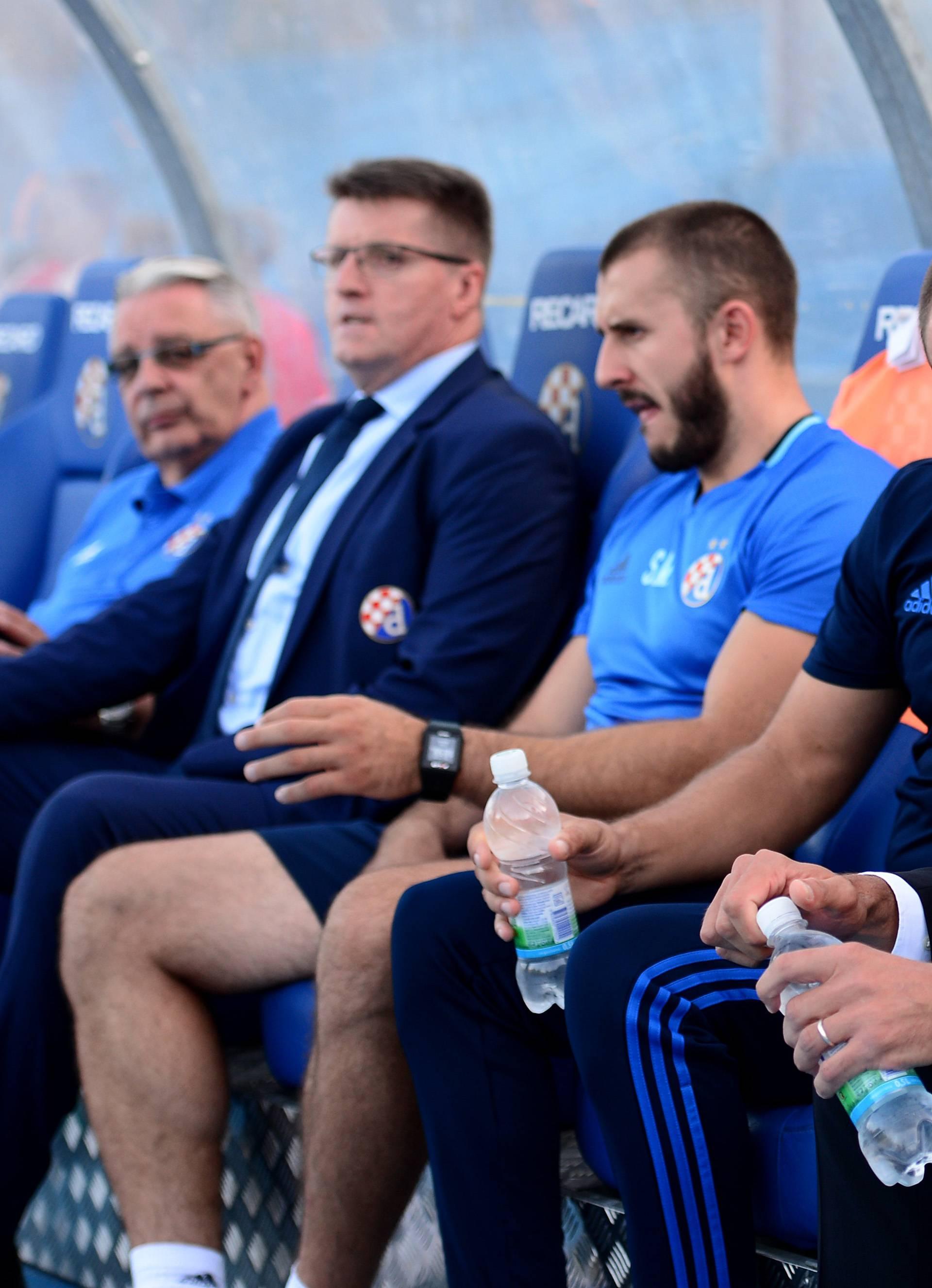GNK Dinamo - KF Skenderbeu
