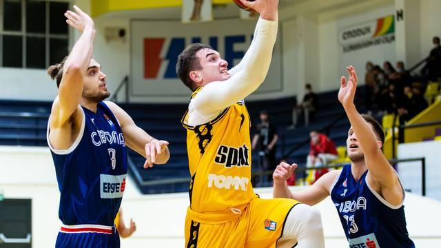 Split: U 6. kolu ABA lige susreli se Split i Cibona