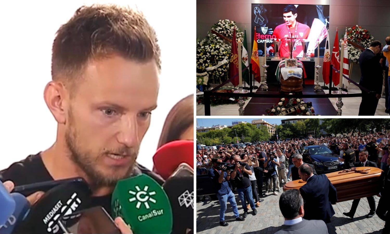Rakitić: Ma ne vjerujemo da je Reyes otišao! Svi smo u šoku...