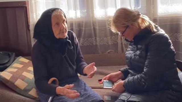 Traži se volonter koji je pomagao bakici iz Banije: 'Visok, zgodan, neoženjen...'