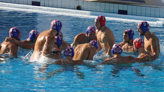 Hrvati nestvarnom serijom razbili Grke, igraju za 5. mjesto