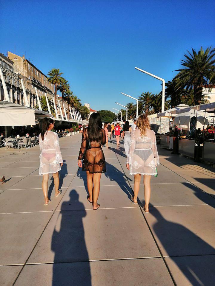 Vruće ljeto u Splitu: Maskom ćemo pokrivati usta i nos, protiv tangica Stožer zaista nema ništa