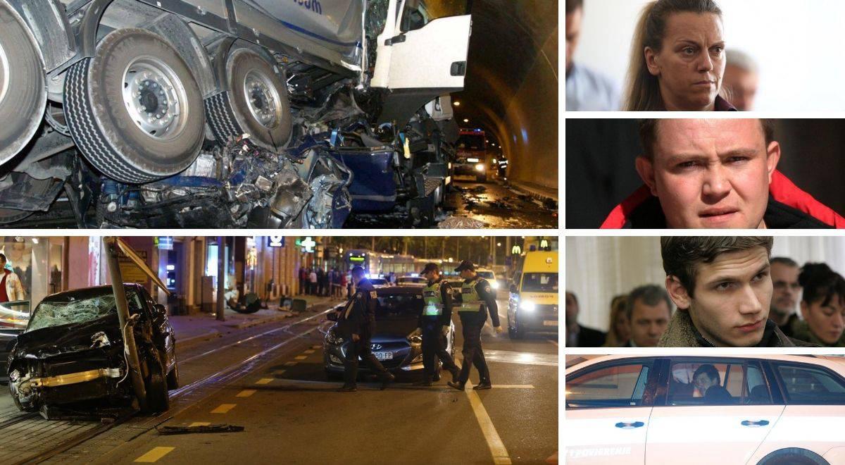 Usmrtio četvero ljudi u tunelu, pijan vozio i presudio djevojci...