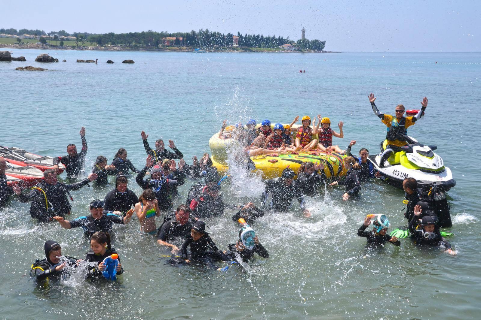 Više od 200 ronilaca čistit će podmorje Savudrije i Pirana