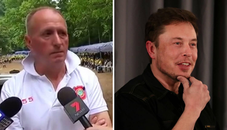 Elon Musk se ispričao spasiocu za kojeg je rekao da je pedofil