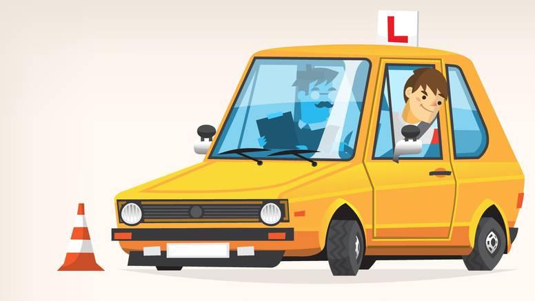 Vozačke muke: Ispisivanje iz autoškole stoji i do 1000 kuna