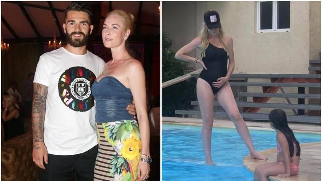 Bivša manekenka Iris (41) i Marko Livaja (27) čekaju dijete