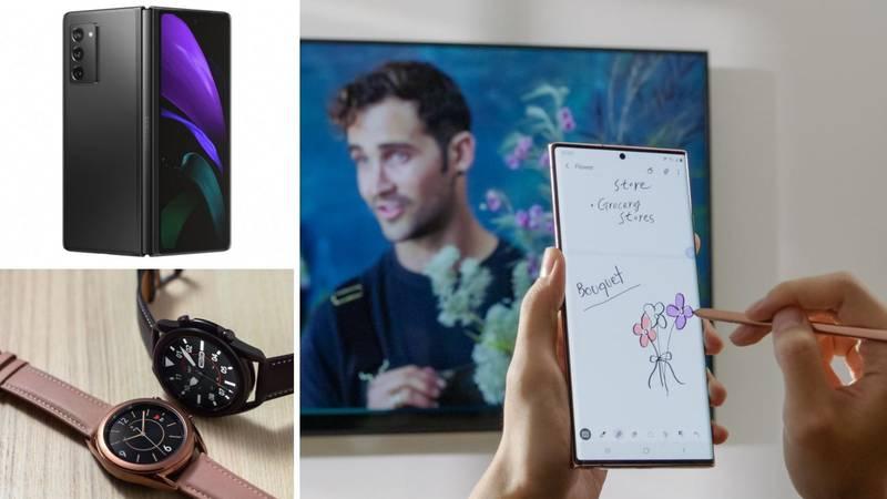 Novi Note 20 spreman za bitku s Huaweijem i Appleom, a sat zna ako ste pali i može zvati pomoć