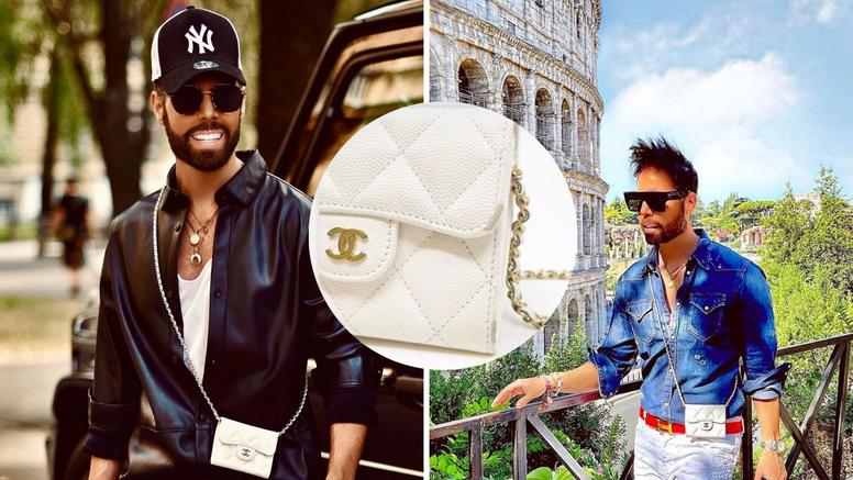 Grubnića razočarao Chanelov dućan u Rimu: 'Ogrebala mi se torbica, a oni nisu htjeli pomoći'