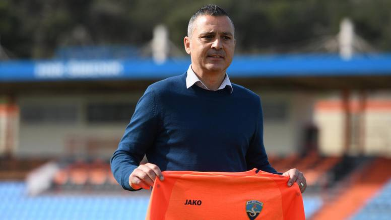 Šibenik izgubio od Dinama pa i trenera: Escobar napustio klub!