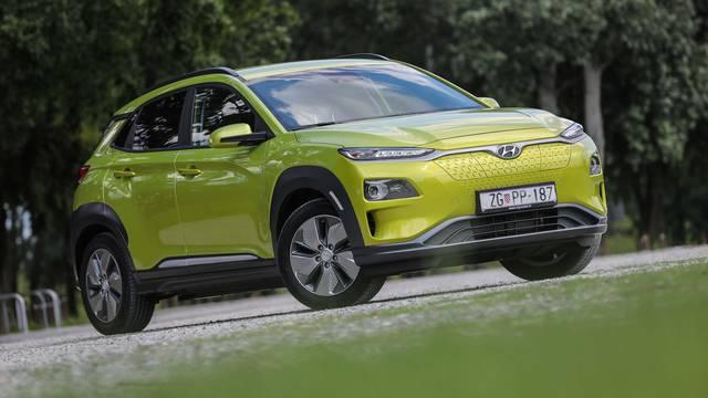 Hyundai Kona u lovu na elektro poticaje