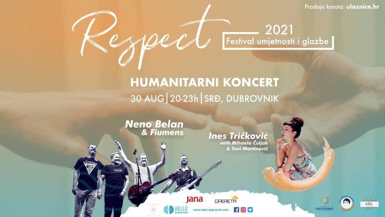 Prvi RESPECT festival u Dubrovniku: Humanitarnom akcijom slave kulturu poštivanja