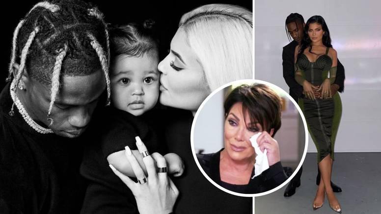 Kris Jenner u suzama nakon što je otkrila da joj je najmlađa kći Kylie Jenner ponovno trudna?