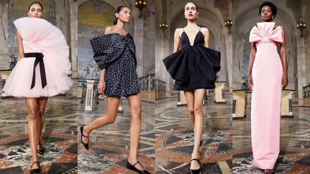 Carolina Herrera: Noćni glamur s velikim satenskim mašnama