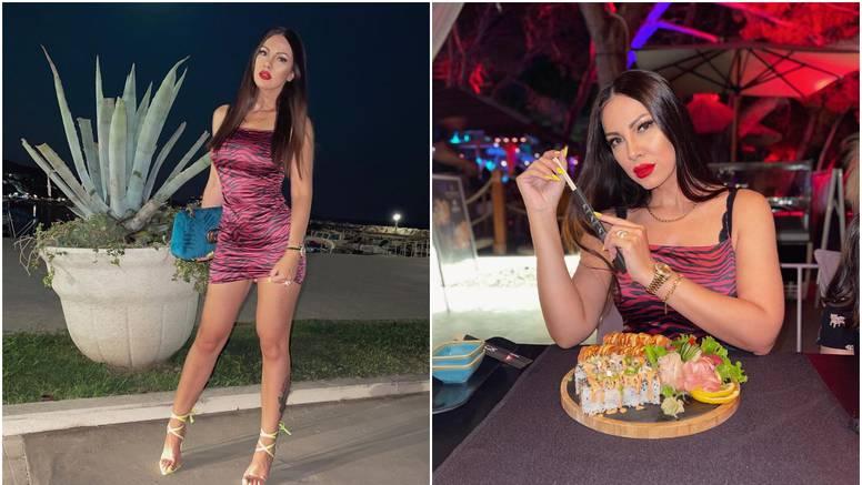 Žanamari izazovnom haljinom 'podigla prašinu', Nives i Ecija javile su joj se u komentarima