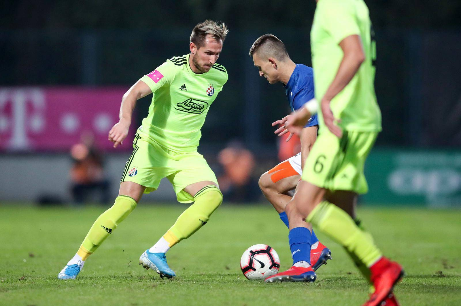 Varaždin: Hrvatski Telekom Prva liga, 9. kolo, NK Varaždin - GNK Dinamo