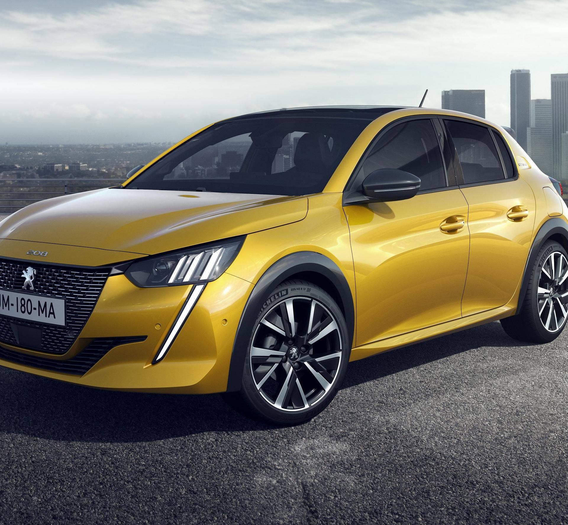 Kakav dizajn! Hoće li i novi Peugeot 208 pomesti tržište?