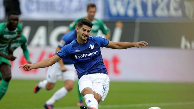 GER, 1.FBL, SV Darmstadt 98 vs SV Werder Bremen