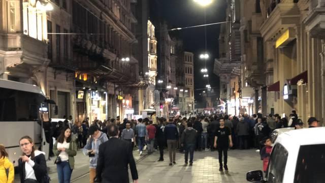 Hrvat u Istanbulu: 'Svakim satom je sve alarmantnije'
