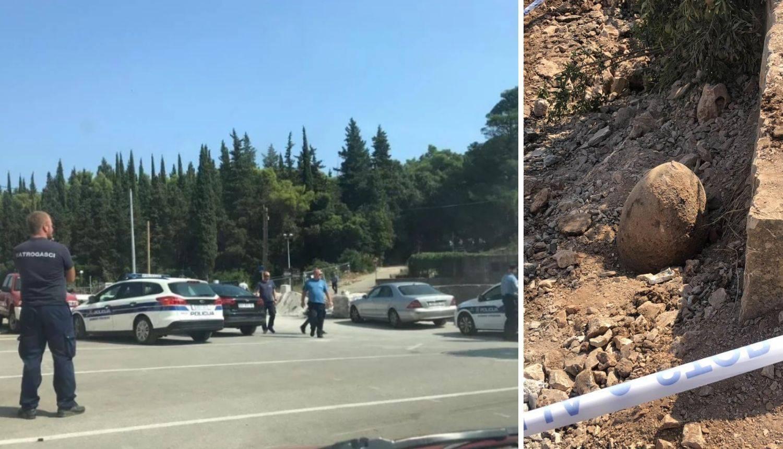 Radnici našli bombu u Korčuli: Sutra ju trebaju deaktivirati