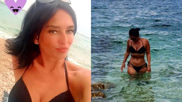 Valentina iz 'Braka na prvu' pokazala je zavidnu liniju na odmoru: 'Malo mi za sriću triba'