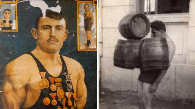 Prije 143 godine rođen je Lički Samson: Tito ga je obožavao, golim rukama vukao je avion