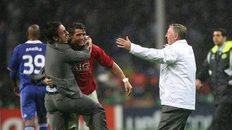 Ronaldo je bio korak od Cityja. A onda ga je nazvao Ferguson