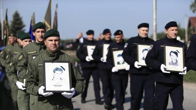 Obilježena 28. obljetnica stradanja 12 redarstvenika u Borovu Selu