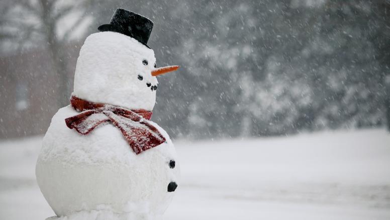 Osjetan pad temperature: Opet nas očekuje snijeg diljem zemlje