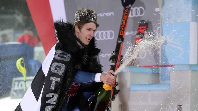 Zagreb: Noel Clement pobjednik je muškog slaloma Audi FIS Svjetskog skijaškog kupa