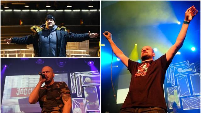 Mladi opet slušaju rap: Vojko V, Stoka i ekipa razgalili publiku...