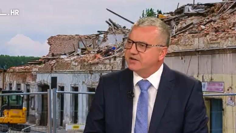 'Kad predsjednik u godinu dana samo jednom posjeti Petrinju, mislim da je to jasna poruka'