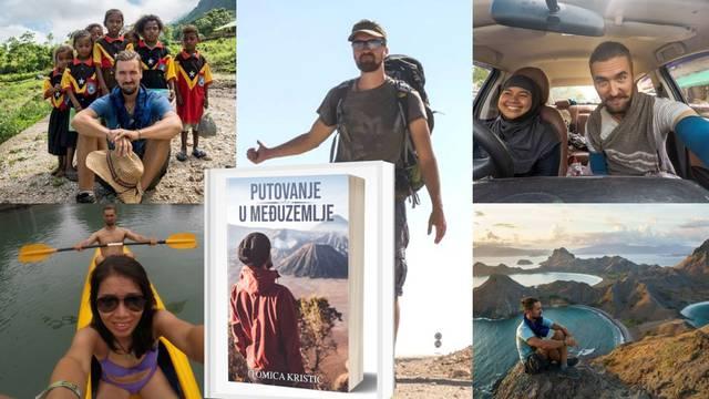 Tomica je napisao knjigu o četiri godine dugom putovanju autostopom do Novog Zelanda