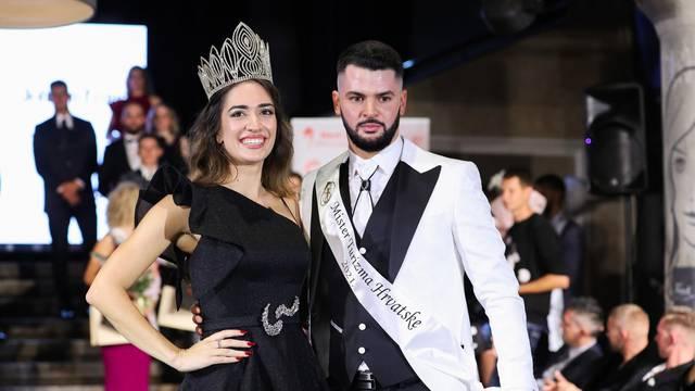 Dominik Tvorek i Zrinka Čorić novi Miss i Mister turizma Hrvatske