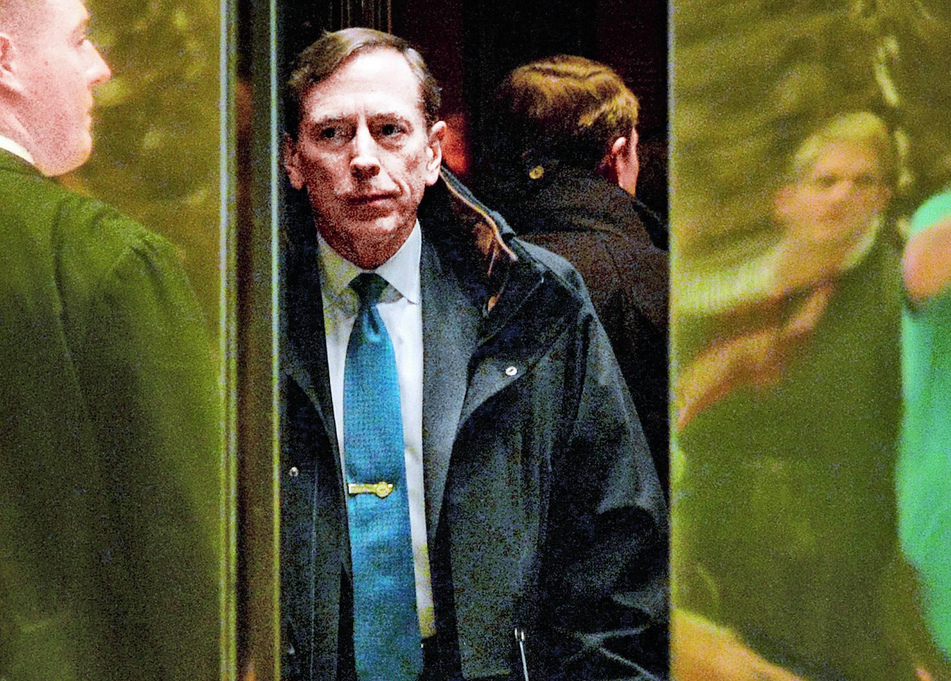 Sastanak u Banskim dvorima: Bivši šef CIA-e na tajnoj misiji