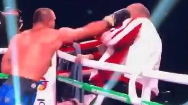Žuta minuta: Boksač je napao i izudarao trenera nakon poraza
