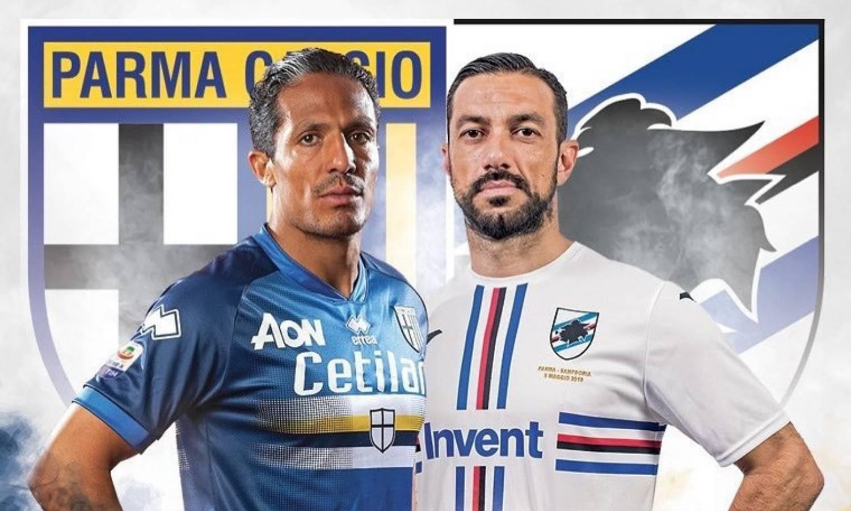 Za dobre odnose: Sampdoria i Parma mijenjaju boju dresova