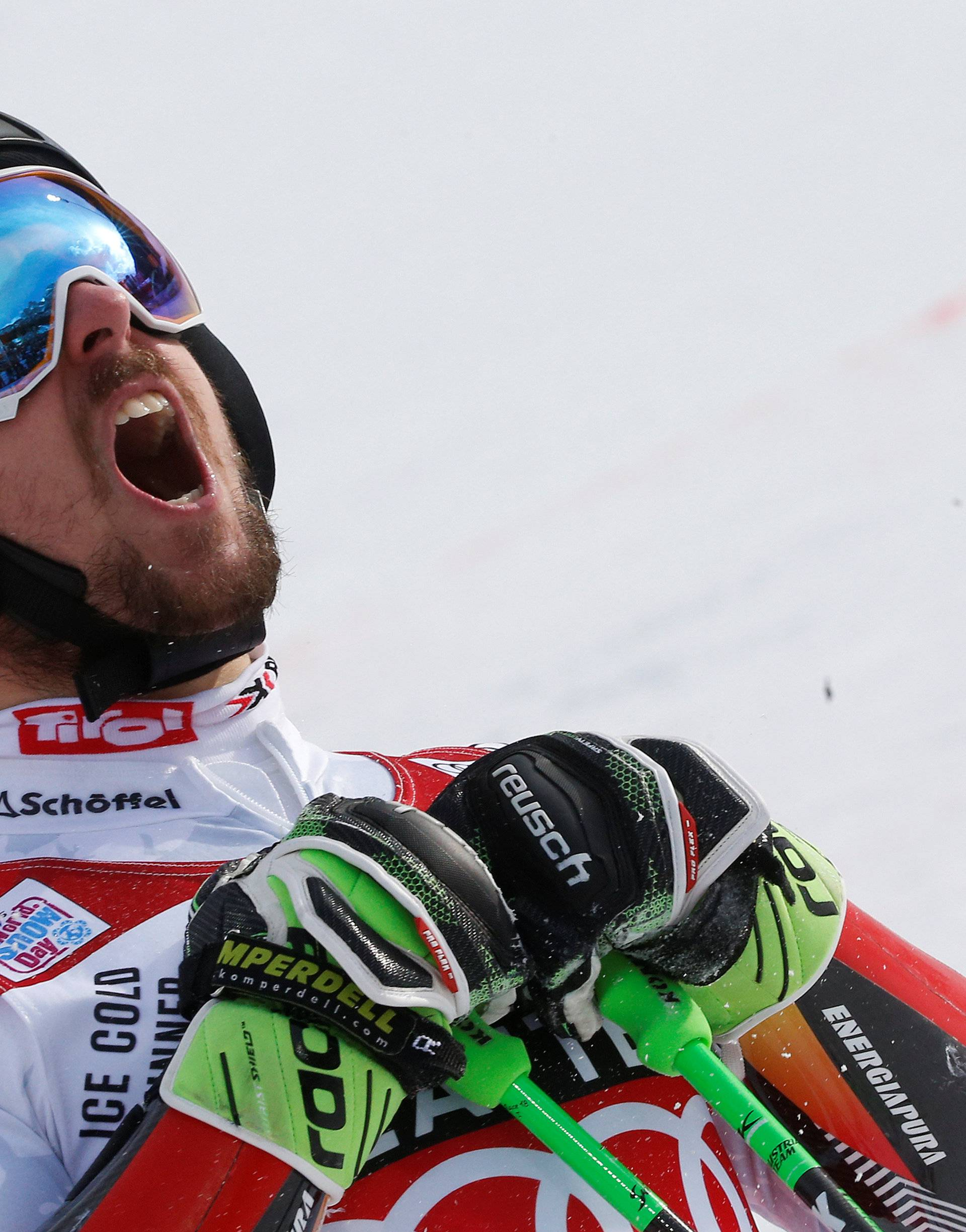 FIS Alpine Skiing World Cup - Men's Alpine Giant Slalom
