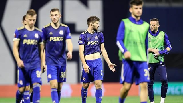 Zagreb: Dinamo i West Ham susreli se u 1. kolu Europske lige