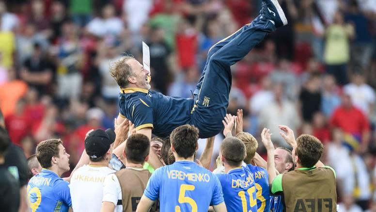Ševčenka je naslijedio svjetski prvak s mladim Ukrajincima
