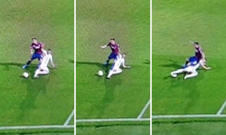 Strahonja: Vidio sam snimku, ipak nije bio penal za Hajduk